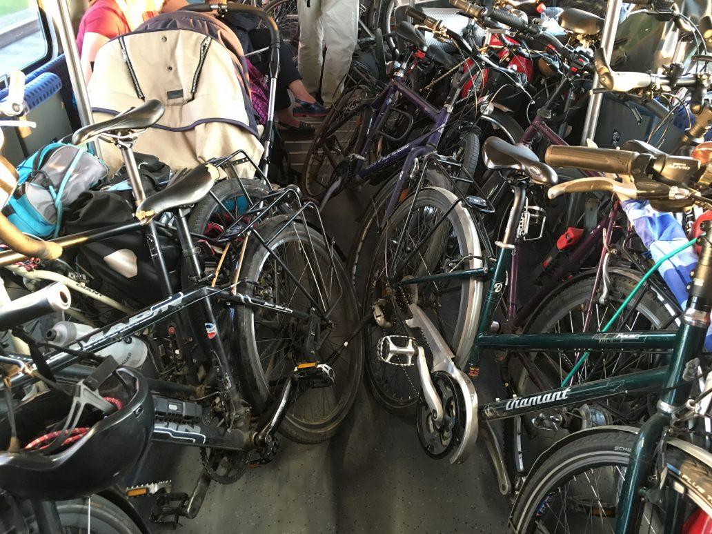 Fahrradmitnahme in der DB (Deutsche Bahn)