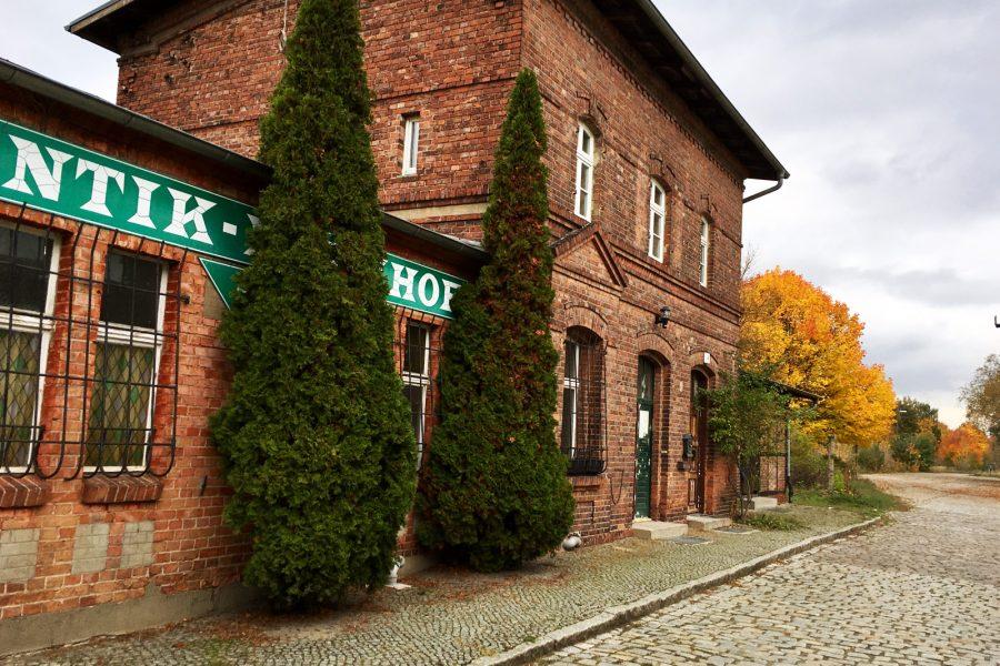 Von Pankow nach Birkenwerder und zurück