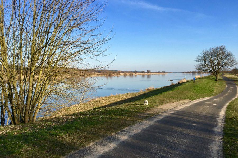 Von Ahrensfelde an die Oder