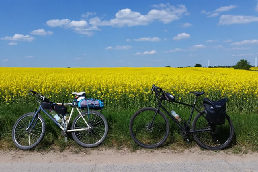 Radweg Eberswalde – Chorin – Prenzlau