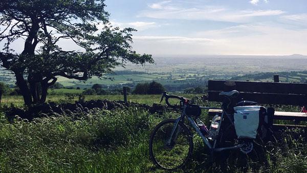 England Radtour Teil I: von Bristol nach Taunton