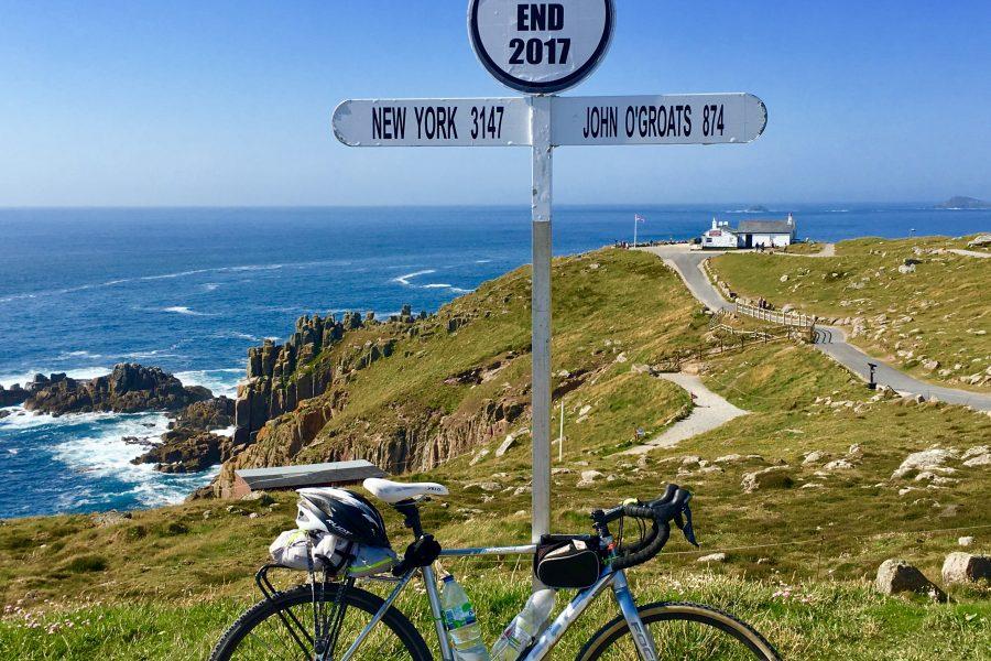 England Radtour Teil III: Newquay – St.Ives – Land's End