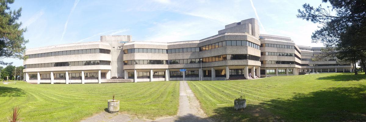 Verwaltungsgebäude Swansea