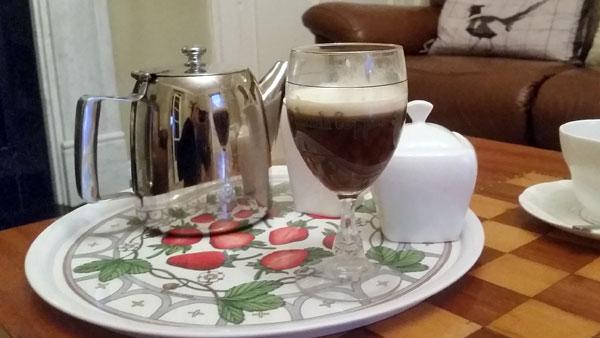 Der echte Irish Coffee
