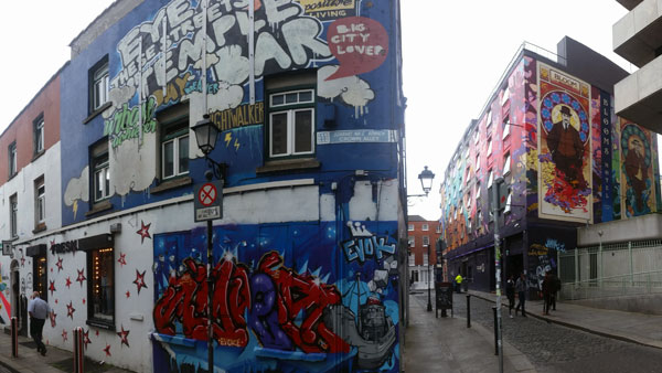 Dublin City-Trip