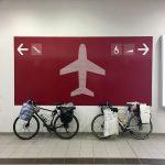 Noch unverpackt am Flughafen Schönefeld