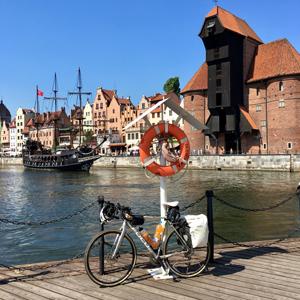 Polen-Radtour: 1140 km von Ahlbeck nach Białystok – Eurovelo 10 und GreenVelo