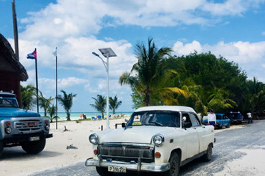 Radtour durch Kuba